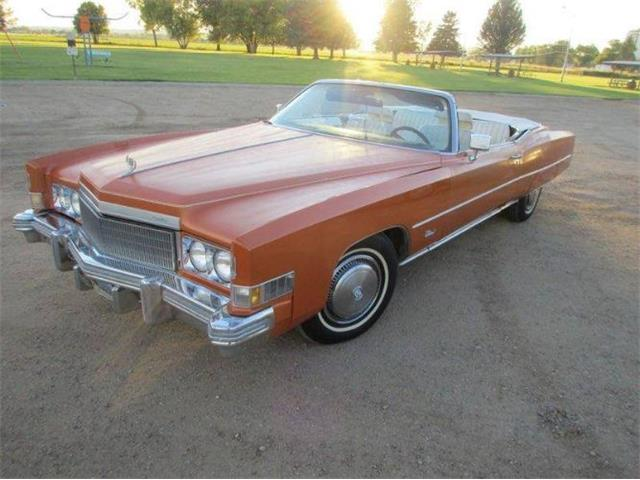 1974 Cadillac Eldorado (CC-1423026) for sale in Cadillac, Michigan