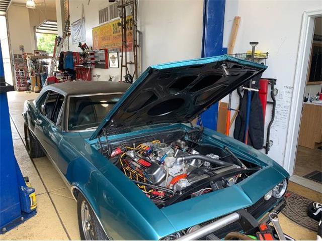 1967 Chevrolet Camaro (CC-1423028) for sale in Cadillac, Michigan