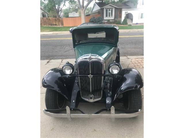 1932 Willys Coupe (CC-1423031) for sale in Cadillac, Michigan
