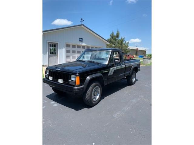 1989 Jeep Comanche (CC-1423032) for sale in Cadillac, Michigan