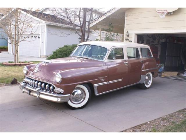 1953 DeSoto Firedome (CC-1423034) for sale in Cadillac, Michigan