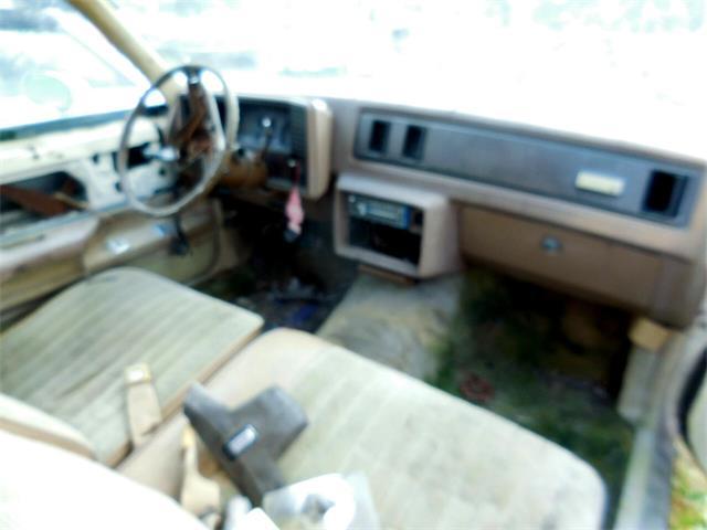 1985 Chevrolet Monte Carlo (CC-1423041) for sale in Gray Court, South Carolina