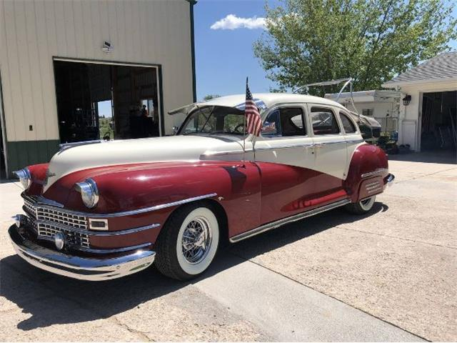 1947 Chrysler Windsor (CC-1423042) for sale in Cadillac, Michigan