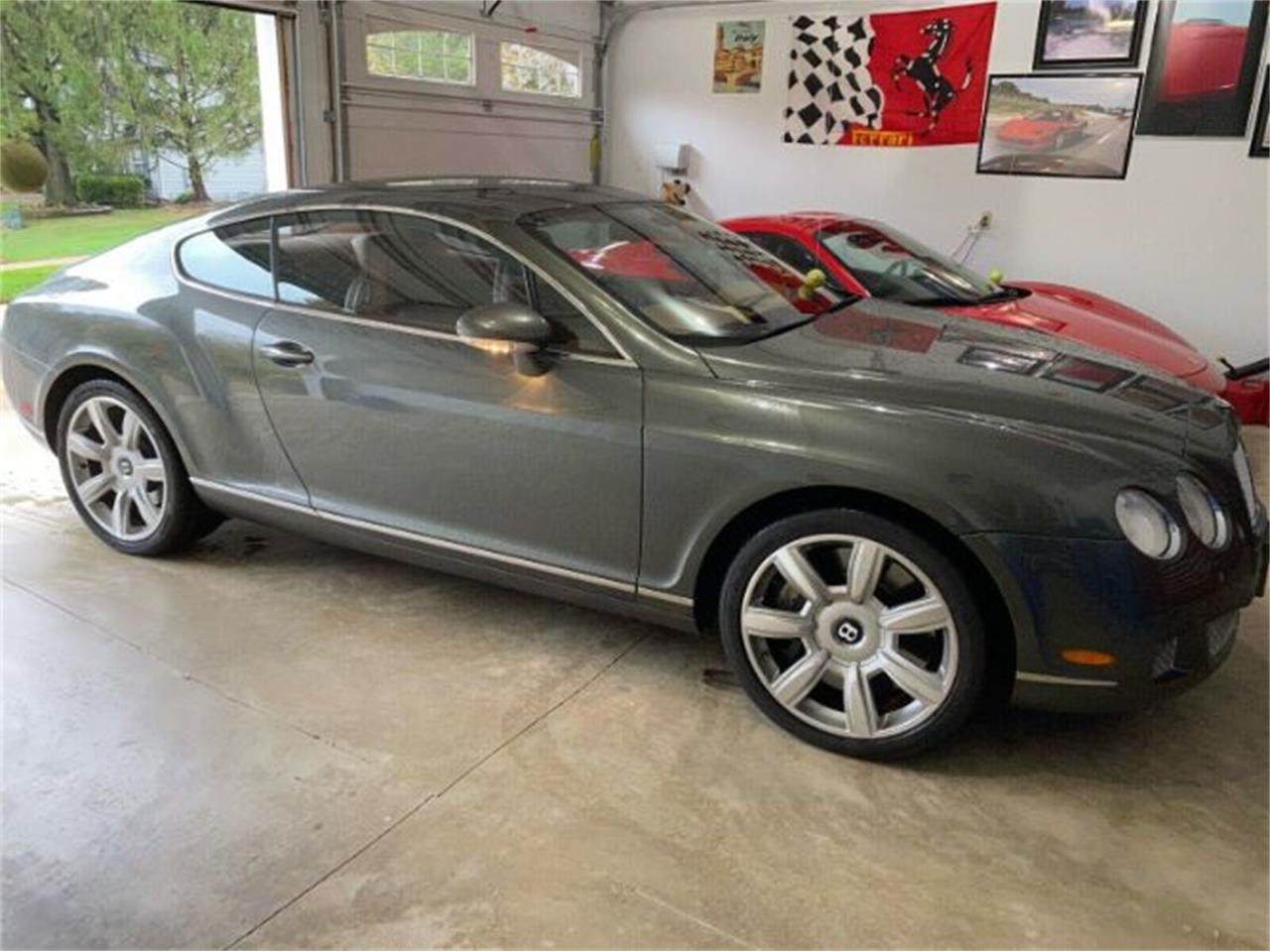 2009 Bentley Continental (CC-1423048) for sale in Cadillac, Michigan