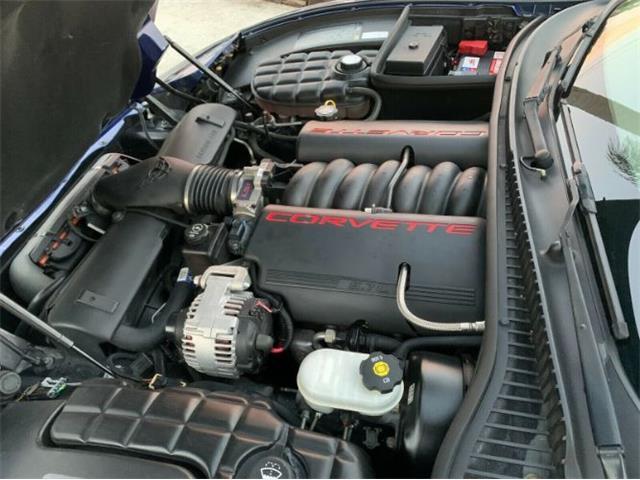 2004 Chevrolet Corvette (CC-1423049) for sale in Cadillac, Michigan