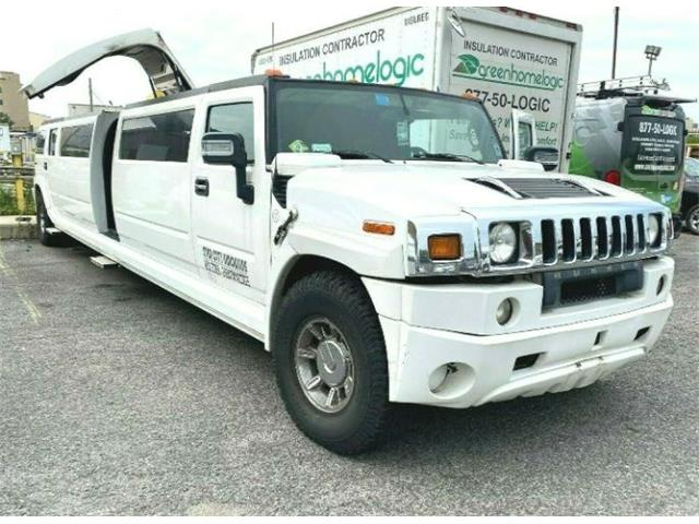2005 Hummer H2 (CC-1423052) for sale in Cadillac, Michigan