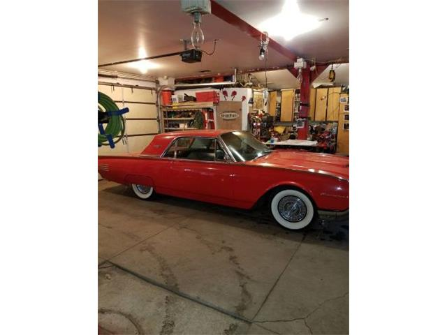 1961 Ford Thunderbird (CC-1423054) for sale in Cadillac, Michigan