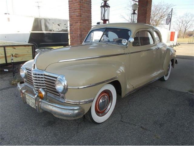 1942 Dodge Coupe (CC-1423058) for sale in Cadillac, Michigan