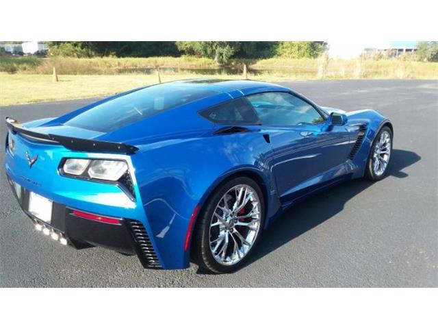 2015 Chevrolet Corvette (CC-1423059) for sale in Cadillac, Michigan