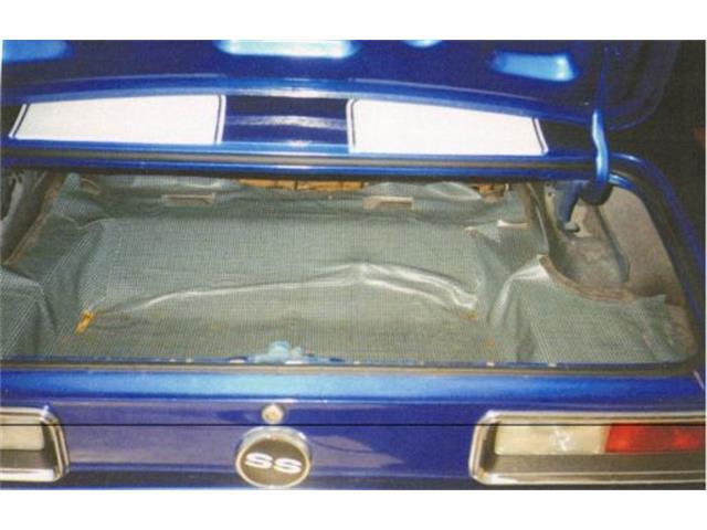 1967 Chevrolet Camaro (CC-1423061) for sale in Cadillac, Michigan
