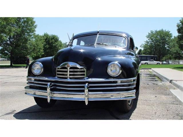 1949 Packard Sedan (CC-1423065) for sale in Cadillac, Michigan