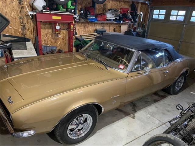 1967 Chevrolet Camaro (CC-1423067) for sale in Cadillac, Michigan