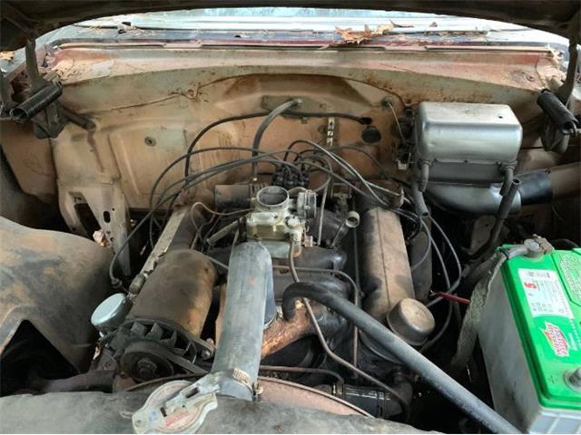 1955 Pontiac Wagon (CC-1423069) for sale in Cadillac, Michigan