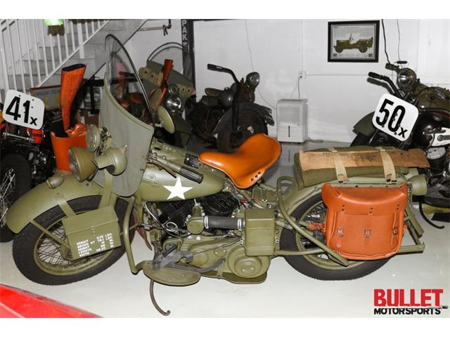 1942 Harley-Davidson Motorcycle (CC-1423079) for sale in Fort Lauderdale, Florida