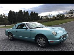 2002 Ford Thunderbird (CC-1420308) for sale in Harpers Ferry, West Virginia