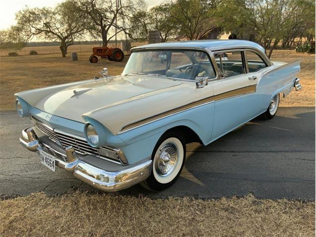 1957 Ford Fairlane (CC-1423081) for sale in Fredericksburg, Texas