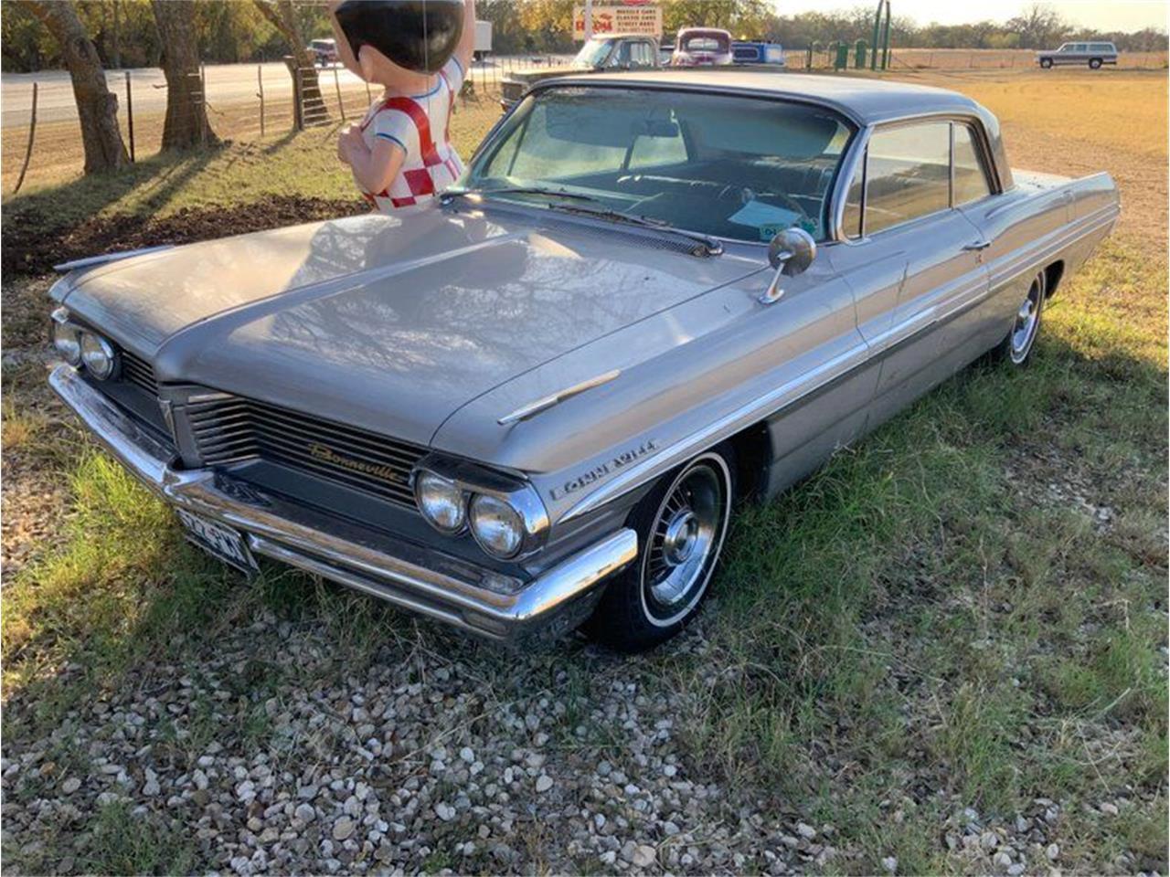 1962 Pontiac Bonneville (CC-1423083) for sale in Fredericksburg, Texas
