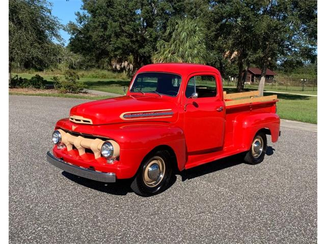 1951 Ford F1 (CC-1423085) for sale in Clearwater, Florida