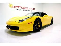 2010 Ferrari 458 (CC-1420309) for sale in Scottsdale, Arizona