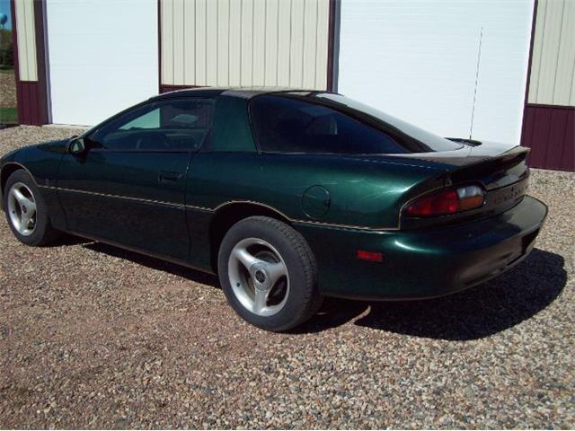 1997 Chevrolet Camaro (CC-1423091) for sale in Cadillac, Michigan