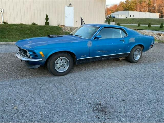 1970 Ford Mustang (CC-1423093) for sale in Cadillac, Michigan