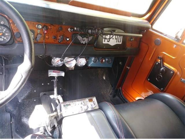 1971 Toyota Land Cruiser FJ (CC-1423098) for sale in Cadillac, Michigan