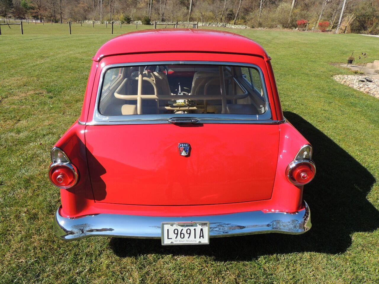 1955 Ford Ranch Wagon (CC-1420310) for sale in Clarksburg, Maryland