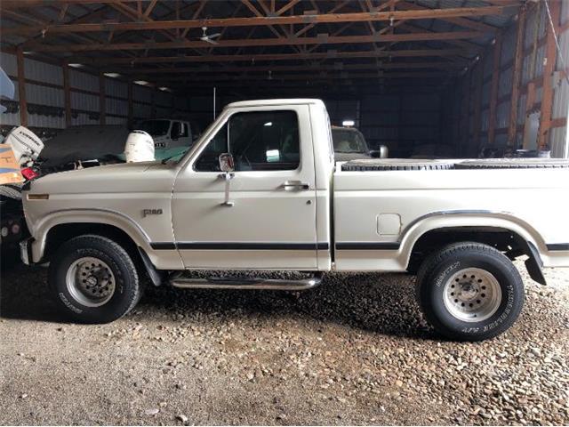 1984 Ford F150 (CC-1423103) for sale in Cadillac, Michigan