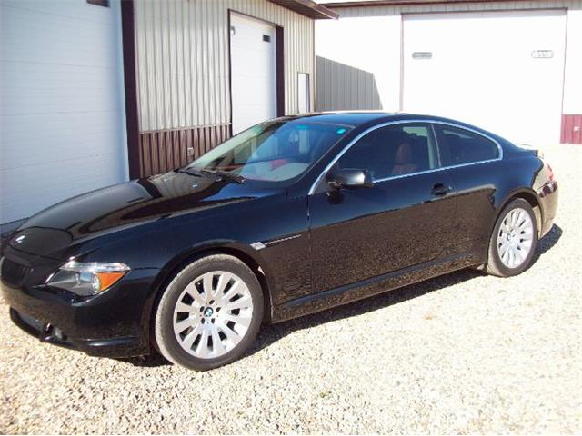 2004 BMW 6 Series (CC-1423104) for sale in Cadillac, Michigan