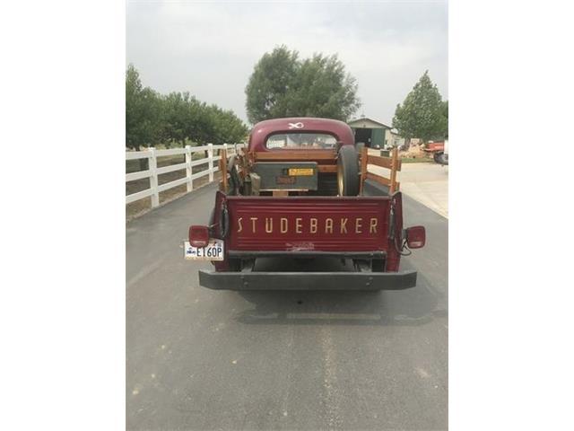 1949 Studebaker Pickup (CC-1423106) for sale in Cadillac, Michigan