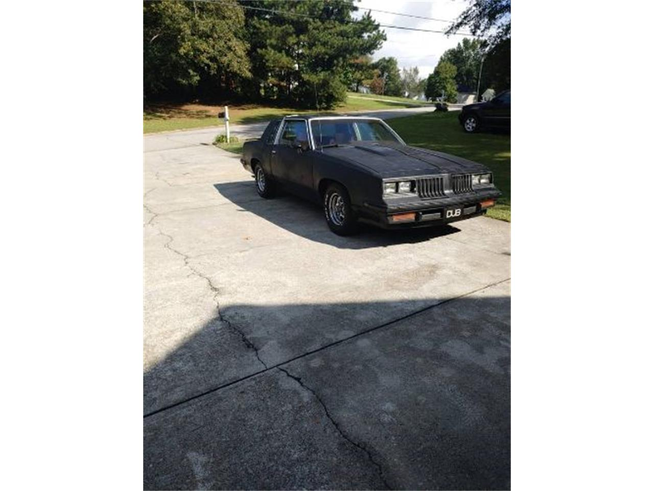 1984 Oldsmobile Cutlass (CC-1423108) for sale in Cadillac, Michigan