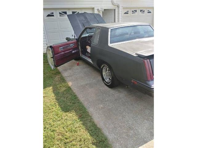 1984 Oldsmobile Cutlass (CC-1423108) for sale in Cadillac, Michigan