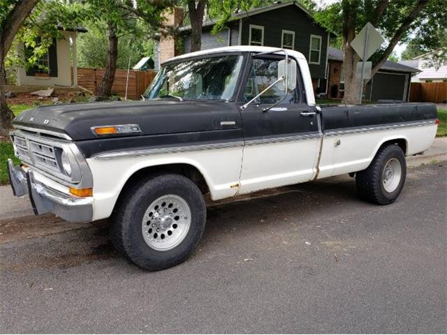 1972 Ford F250 (CC-1423116) for sale in Cadillac, Michigan
