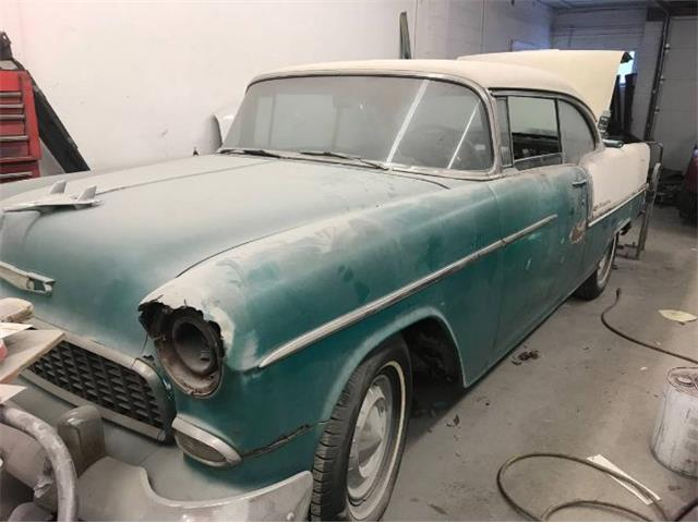 1955 Chevrolet Bel Air (CC-1423118) for sale in Cadillac, Michigan