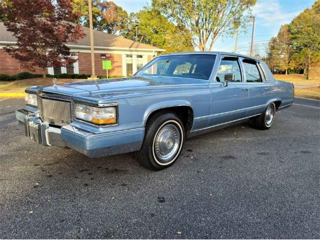 1992 Cadillac Brougham (CC-1423121) for sale in Cadillac, Michigan