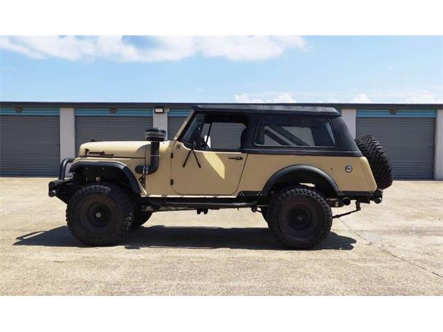 1967 Jeep Commando (CC-1423125) for sale in Cadillac, Michigan
