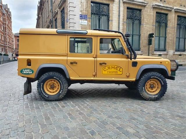 1980 Land Rover Defender (CC-1423129) for sale in Cadillac, Michigan