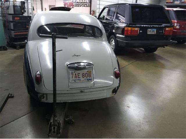 1958 Jaguar Mark I (CC-1423136) for sale in Cadillac, Michigan