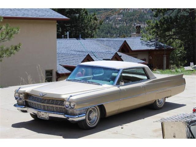 1964 Cadillac Coupe DeVille (CC-1423138) for sale in Cadillac, Michigan