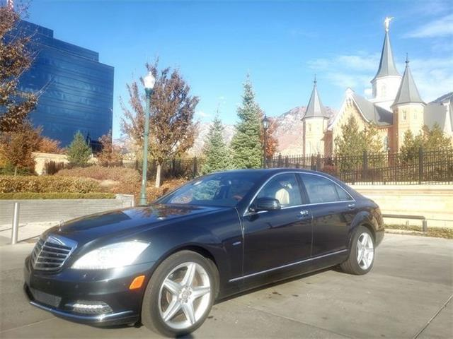2012 Mercedes-Benz S55 (CC-1423150) for sale in Cadillac, Michigan