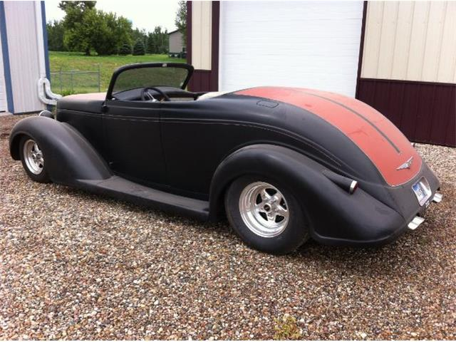 1936 Plymouth Rat Rod (CC-1423152) for sale in Cadillac, Michigan