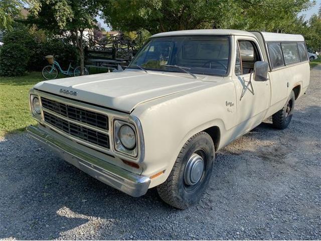1980 Dodge Ram (CC-1423153) for sale in Cadillac, Michigan