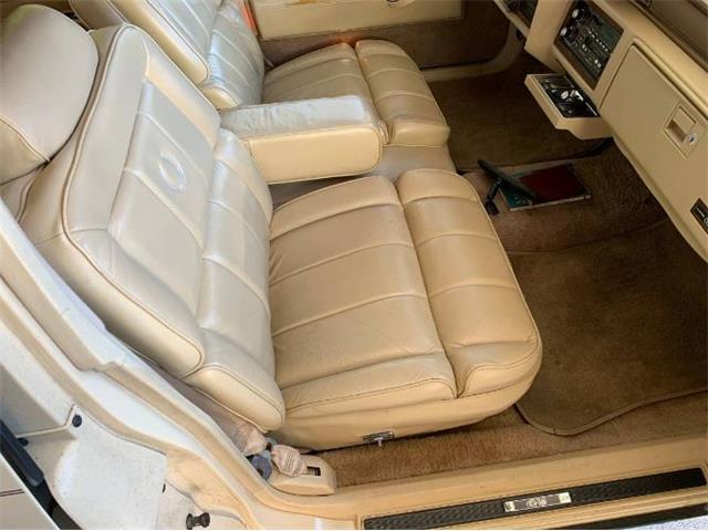 1986 Cadillac DeVille (CC-1423159) for sale in Cadillac, Michigan