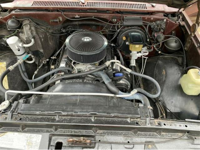 1983 GMC 1500 (CC-1423160) for sale in Cadillac, Michigan