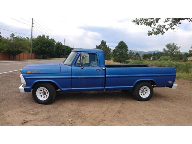 1968 Ford F100 (CC-1423161) for sale in Cadillac, Michigan