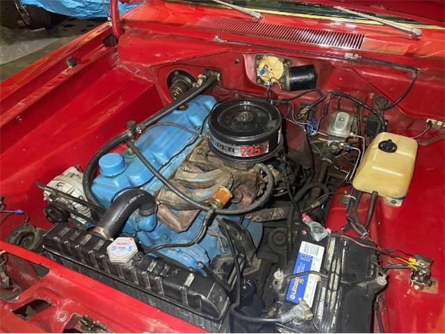 1968 Plymouth Barracuda (CC-1423162) for sale in Cadillac, Michigan