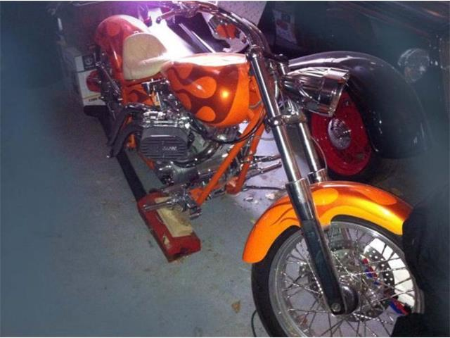 2003 Harley-Davidson Motorcycle (CC-1423168) for sale in Cadillac, Michigan