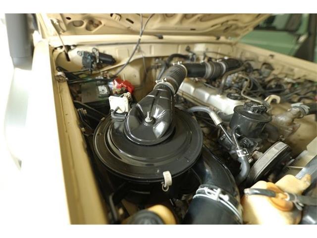 1991 Toyota Land Cruiser FJ (CC-1423172) for sale in Cadillac, Michigan