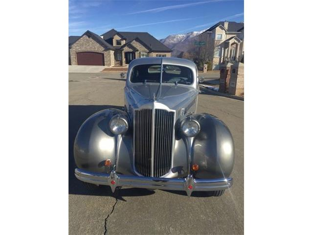 1938 Packard 1601 (CC-1423173) for sale in Cadillac, Michigan