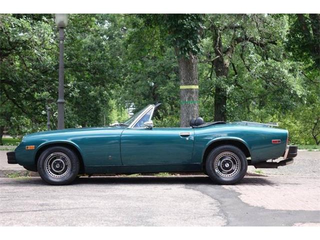 1974 Jensen-Healey Convertible (CC-1423175) for sale in Cadillac, Michigan